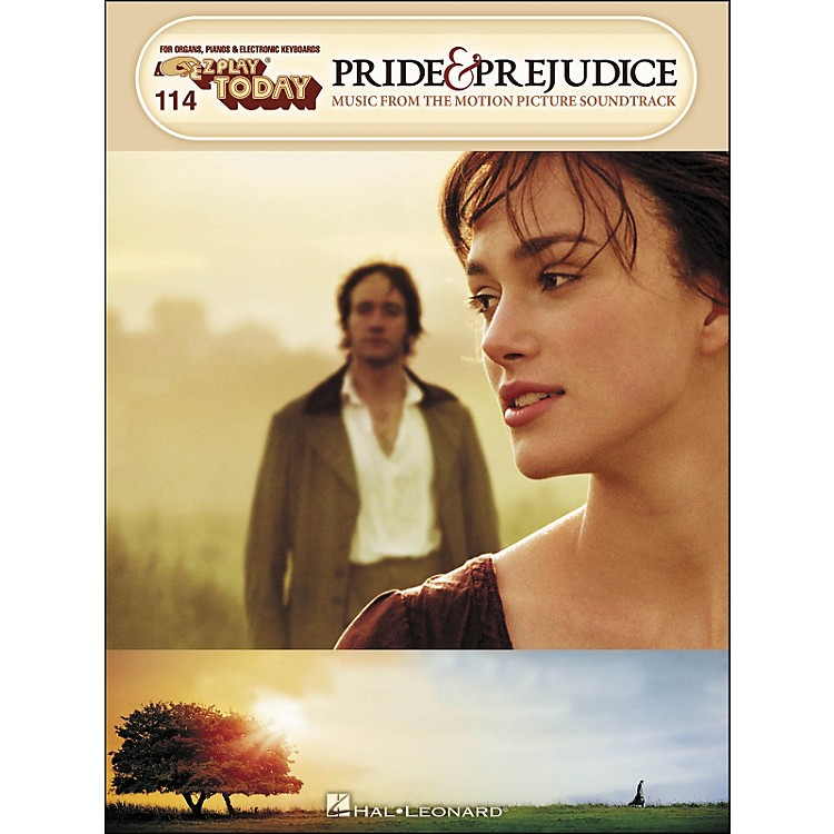 Hal Leonard Pride And Prejudice E-Z play 114