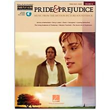 Hal Leonard Pride & Prejudice - Music From The Movie Soundtrack - Piano Play-Along Volume 76 (Book/Online Audio)