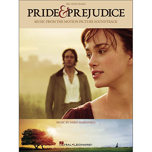Hal Leonard Pride & Prejudice for Big Note Piano