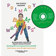 Rhythm Band Primary Boomwhackers Book/CD