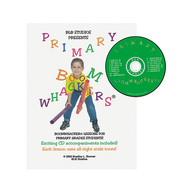 Rhythm BandPrimary Boomwhackers Book/CD