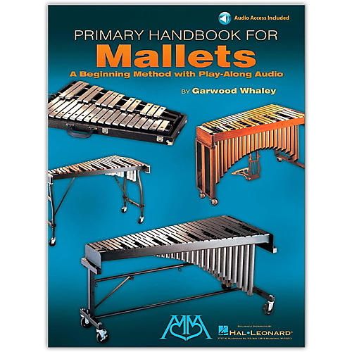 Meredith Music Primary Handbook For Mallets (Book/Online Audio)-thumbnail