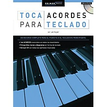 Music Sales Primer Paso: Toca Acordes Para Teclado Music Sales America Series Softcover with CD Written by Len Vogler