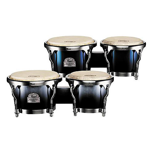 Pearl Primero Pro Oak Bongo Set Midnight Fade