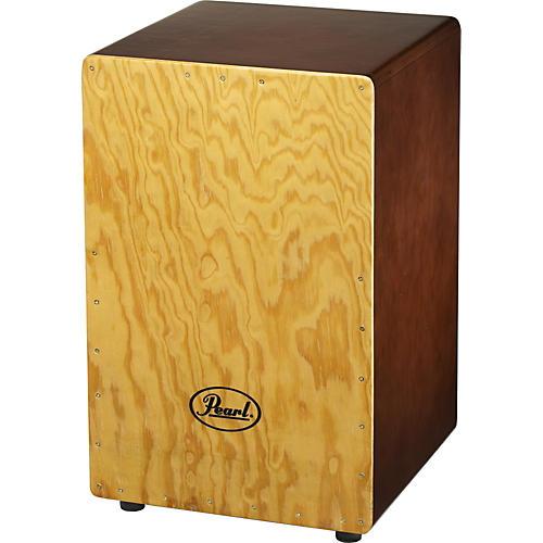 Pearl Primero Wood Box Cajon Gypsy Brown