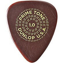 Dunlop Primetone Standard Sculpted Shape 3-Pack 1.0 mm
