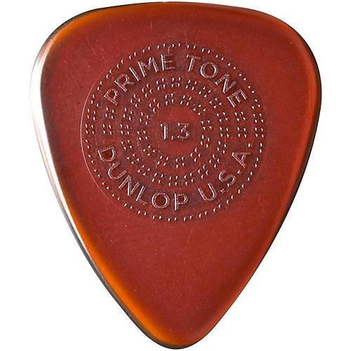 Dunlop Primetone Standard Shape with Grip 3-Pack 1.3 mm