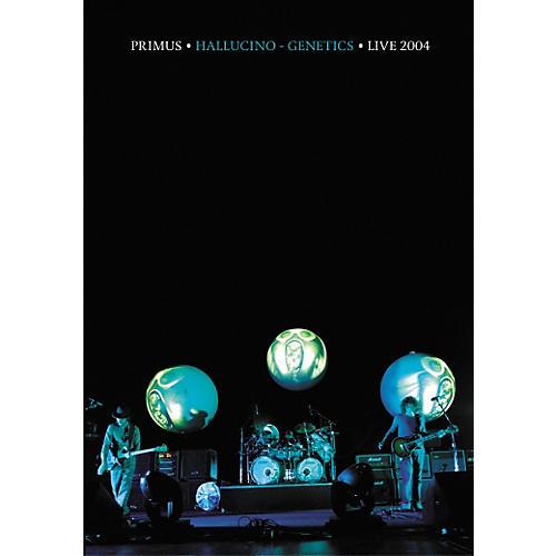 Music CD Primus - Hallucino-Genetics Live (DVD)