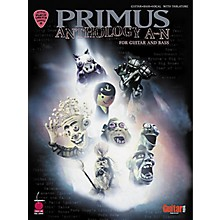 Hal Leonard Primus Anthology A-N Guitar & Bass Tab Book