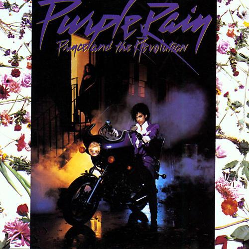 WEA Prince - Purple Rain LP-thumbnail