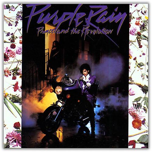 WEA Prince - Purple Rain (Remastered) 180 Gram Vinyl LP-thumbnail