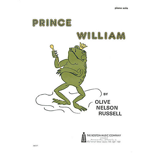 Boston Music Prince William Music Sales America Series Composed by Olive Nelson Russell-thumbnail