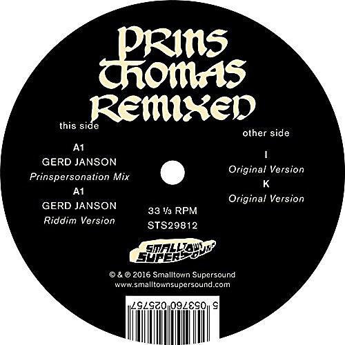 Alliance Prins Thomas - Gerd Janson Remixes