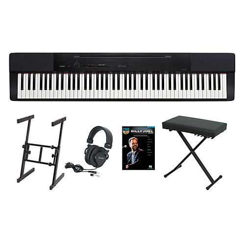 Casio Privia PX-150 Keyboard Package 1