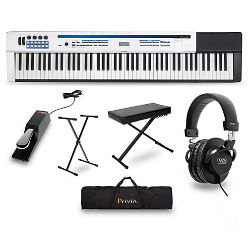 Casio Privia PX-5S Pro Stage Piano Package