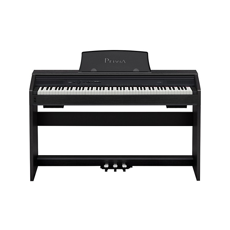 Casio Privia PX-750 88 Weighted-Key Digital Piano