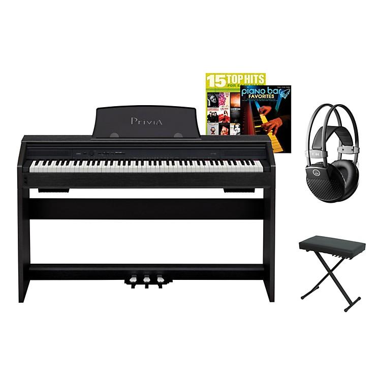 CasioPrivia PX-750 Digital Piano PackageBlack