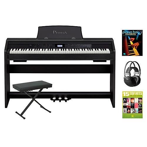 Casio Privia PX-780 Digital Piano Package