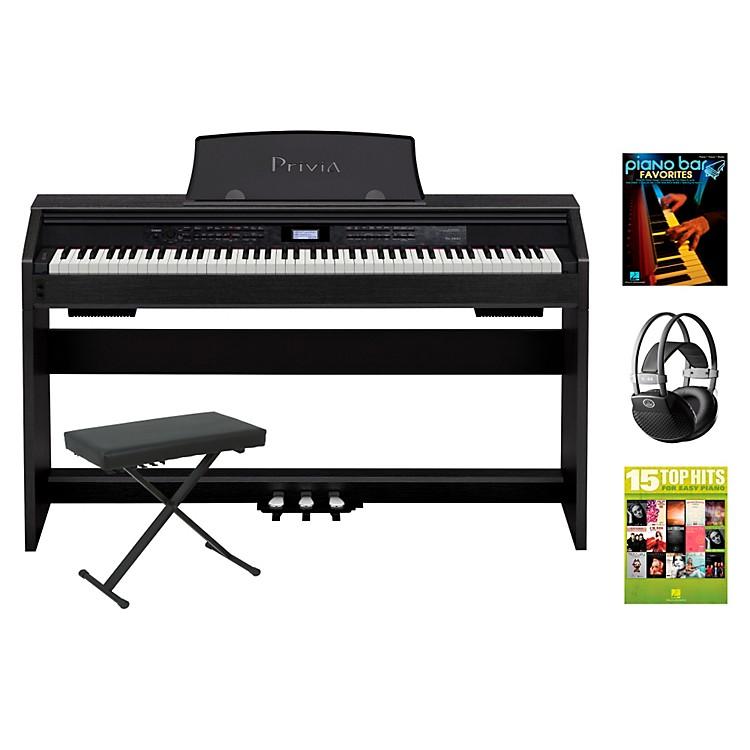 CasioPrivia PX-780 Digital Piano Package