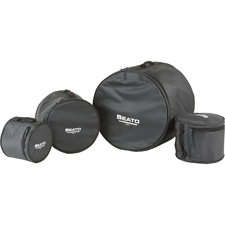 BeatoPro 1 Series 4-Piece Fusion Drum Bag Set