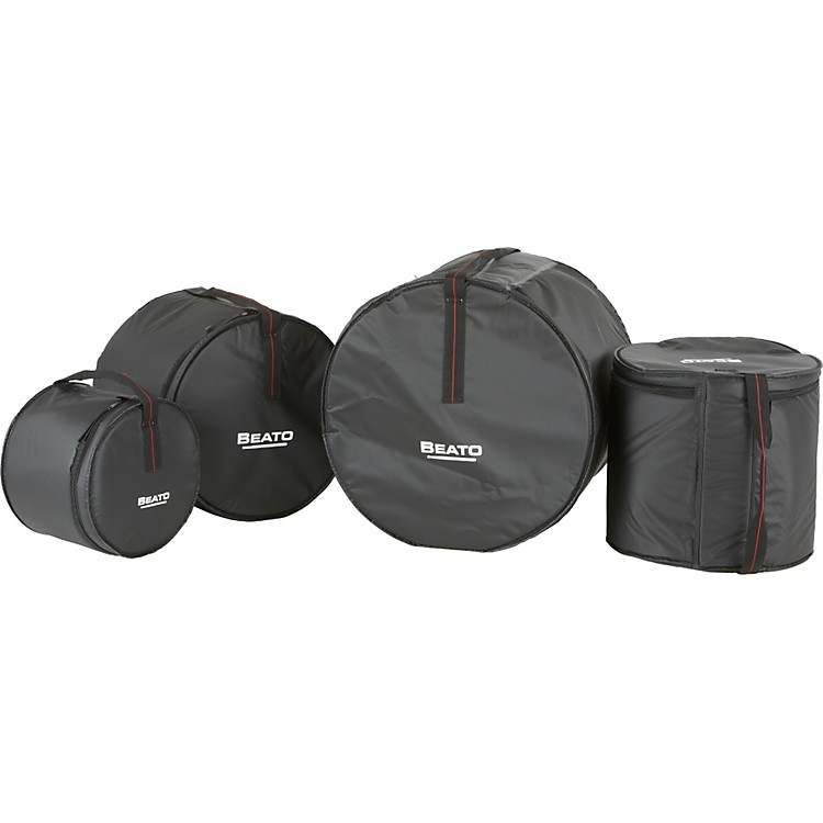 Beato Pro 1 Series 4-Piece Large Rock Drum Bag Set