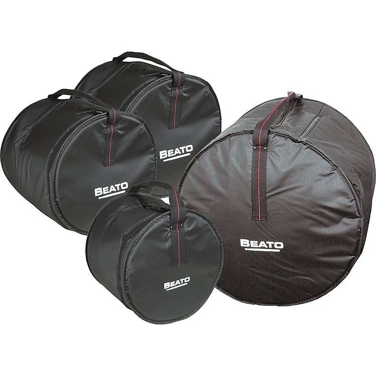 Beato Pro 1 Series 4-Piece Rock Drum Bag Set