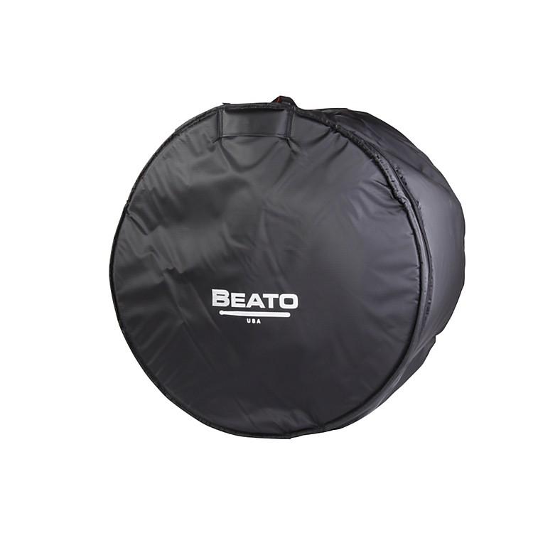 BeatoPro 1 Series 4-Piece X-Large Rock Drum Bag Set