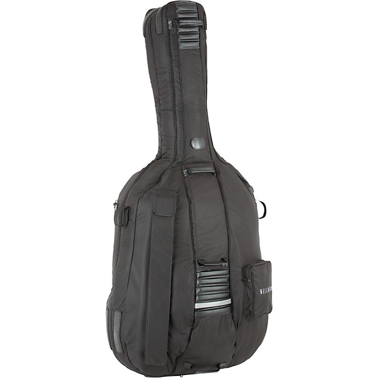Bellafina Pro 3/4 Size Double Bass Bag Black 3/4 size