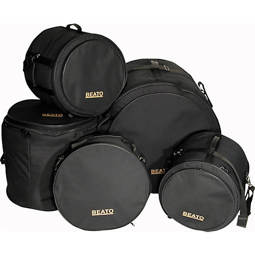 Beato Pro 3 5-Piece Standard Drum Bag Set-thumbnail