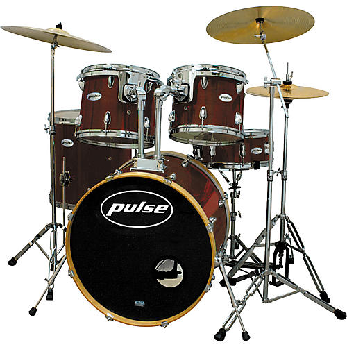 Pulse Pro 5-Piece Lacquer Shell Pack