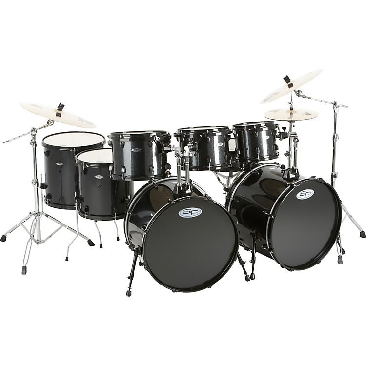 Sound PercussionPro 8-Piece Double-Bass Drum Set