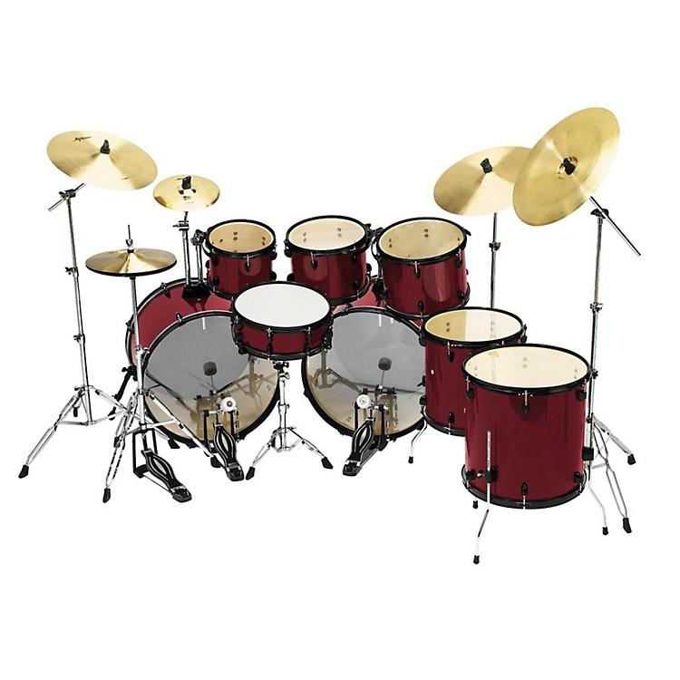 Sound PercussionPro 8-piece Double Bass Drum Set