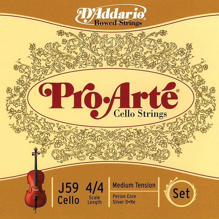 D'AddarioPro-Arte 4/4 Size Cello String Set
