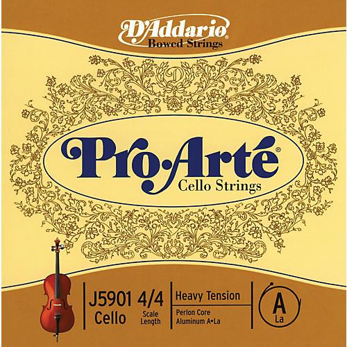 D'Addario Pro-Arte 4/4 Size Heavy Cello A String