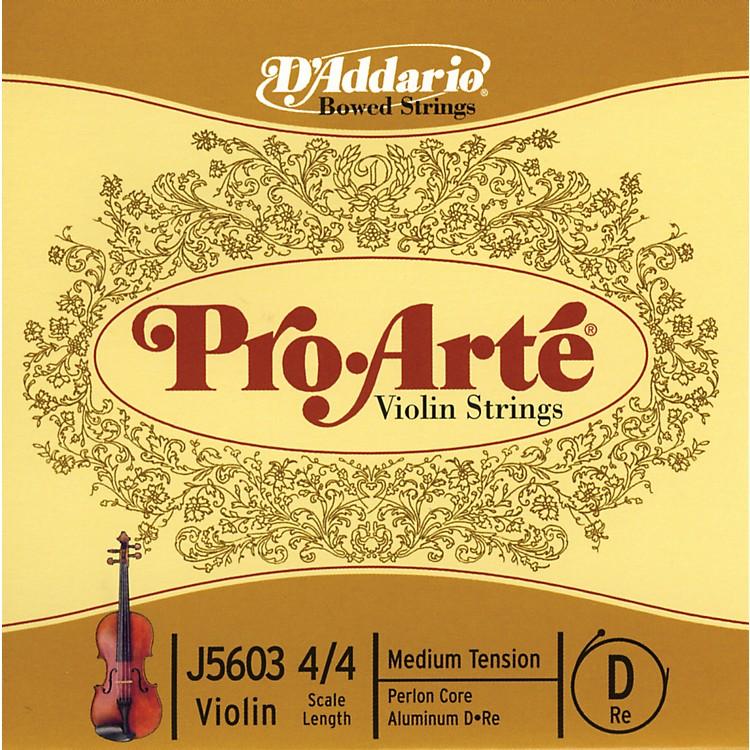 D'AddarioPro-Arte 4/4 Size Violin D String