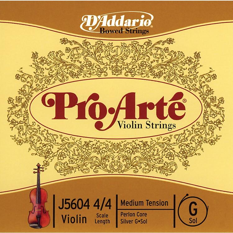 D'AddarioPro-Arte 4/4 Size Violin G String