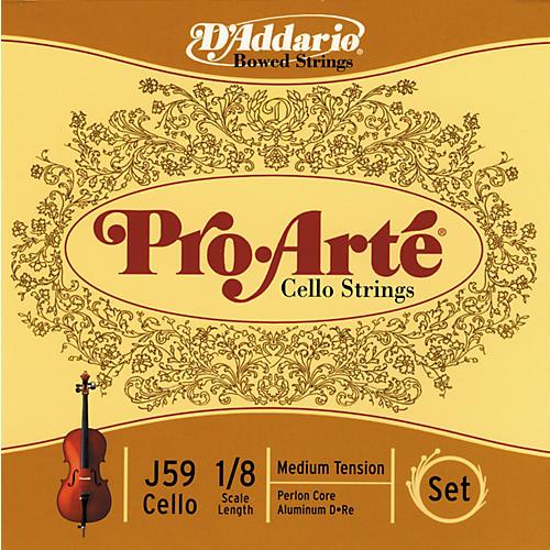 D'Addario Pro Arte Cello Strings