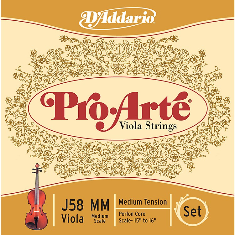 D'AddarioPro-Arte J58 15