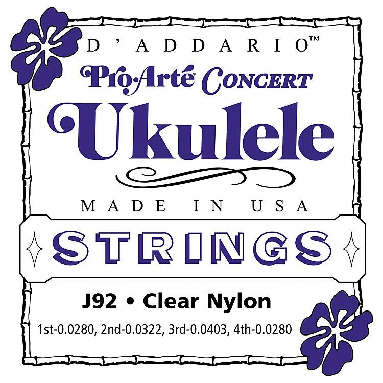 D'AddarioPro Arte J92 Concert Ukulele Strings