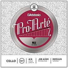 D'Addario Pro-Arte Series Cello String Set