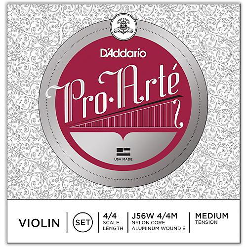D'Addario Pro-Arte Series Violin String Set-thumbnail