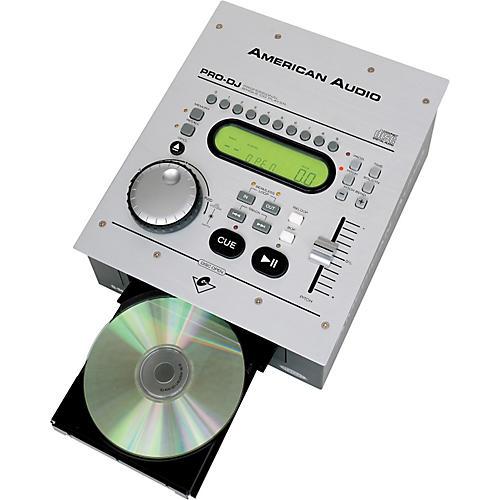 American Audio Pro DJ Single CD Player