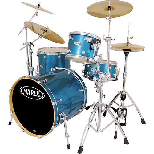 Mapex Pro M 4 Piece Classic Drum Set
