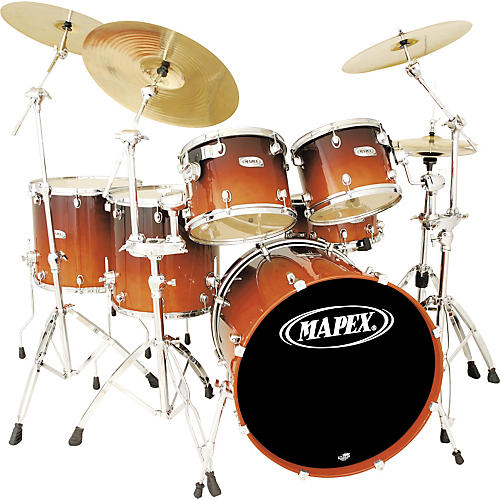 Mapex Pro M 6-Piece Classic Plus Drum Set