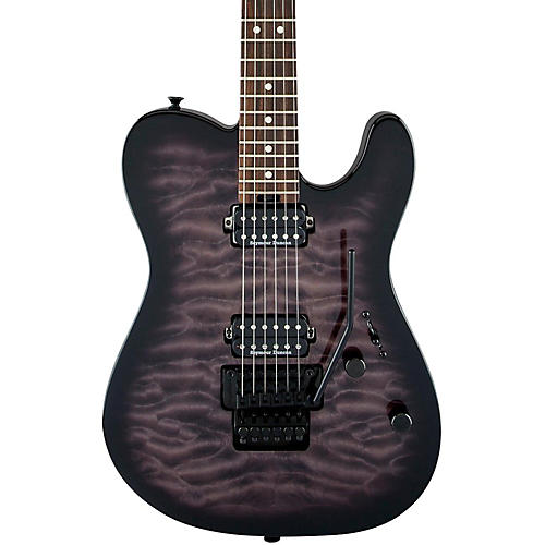 Charvel Pro-Mod San Dimas Style 2 HH with Floyd Rose Quilted Maple Electric Guitar