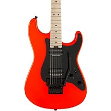 Pro Mod So Cal Style 1 2H FR Electric Guitar Red