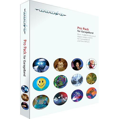 Zero G Pro Pack For GarageBand Loop Library-thumbnail