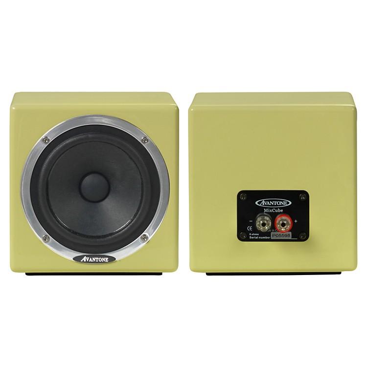 AvantonePro Passive MixCube (Pair)Buttercream
