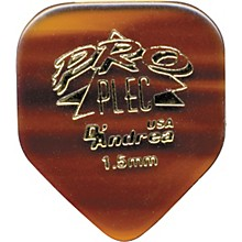D'Andrea Pro Plec Small Pointed Square Guitar Picks - One Dozen