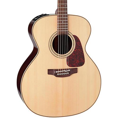 Takamine Pro Series 5 Jumbo Acoustic-Electric Guitar
